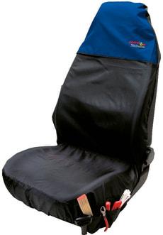 Sitzbezug Outdoor Sports blau