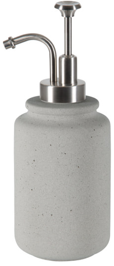 Seifenspender Cement