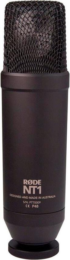 Rode NT1 Kit, Condensatore Microfoni diaframa largo