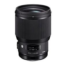 85mm 1.4 DG HSM Art (Nikon-AF) Obiettivo