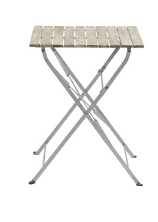 Table pliante BRAY, 60 cm