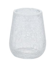 Mundspülbecher crushed Glas