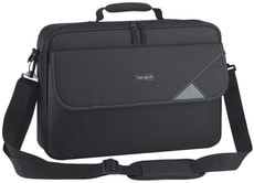 "Intellect Clamshell Case 16"" Notebooktasche - Schwarz"