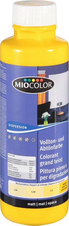 Vollton- und Abtönfarbe