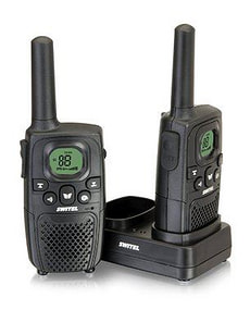 Switel WTC521 Walkie-Talkie-Set schwarz