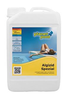 Algicide spéciale liquide,non moussant