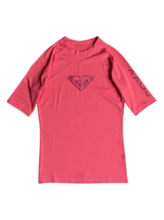 Whole Hearted - Kurzarm UPF 50  Rash Vest für Frauen