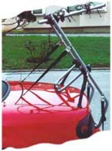 FABBRI BICI Torbole porte-vélos arrière