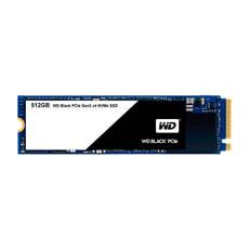 WD Black PCIe SSD intern 512GB M.2 2280