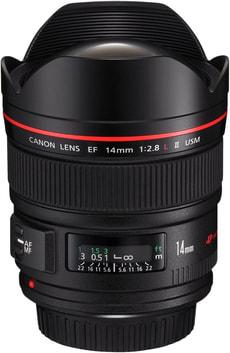 EF 14 mm f/2.8 L II USM