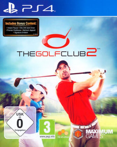 PS4 - The Golf Club 2