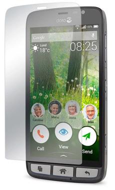 Screen protector transparent pour Liberto 825
