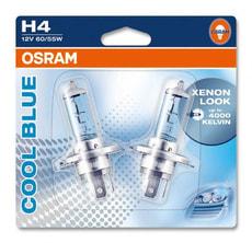 OSRAM H4 COOL BLUE 12V 60/55W