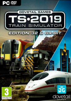PC - Train Simulator TS 2019  F
