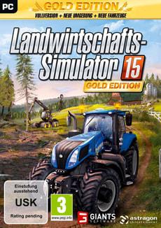 PC - Landwirtschafts-Simulator 15 Gold Edition