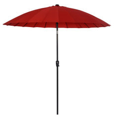 Sonnenschirm NOAH, Ø 270,rot