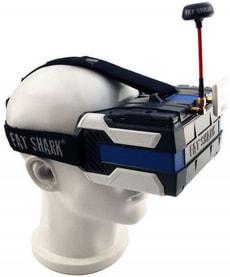 FPV-Headset Transformer HD Bundle