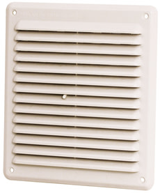 Grille de ventilation refermable