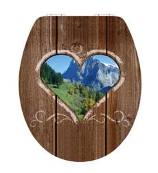 Siege de WC Mio Heart