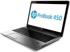 HP ProBook 450 G0 i5-3230M Ordinateur po