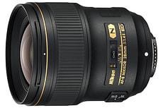 Nikkor AF-S 28mm 1:1.4E ED Objektiv
