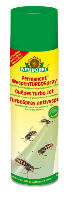 Guêpes Turbo Jet, 500 ml