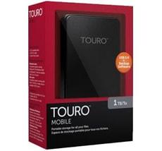 Harddisc HGST Touro Mobile 2.5'' 1TB USB 3.0