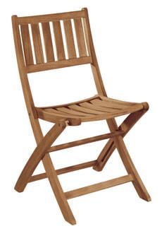 Chaise pliante CAMERON