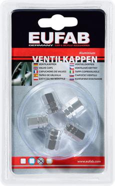 Capuchons de valves aluminium