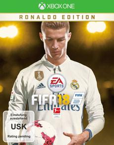 Xbox One - FIFA 18 - Ronaldo Edition
