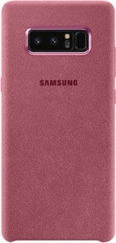 Alcantara Cover Note 8 pink