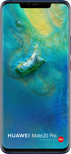 Mate20 Pro Dual SIM 128GB Midnight Blue