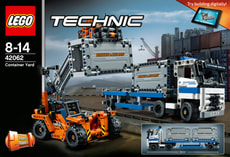 Lego Technic Container-Transport 42062