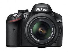 D3200, 18-55mm VRSpiegelreflexkamera
