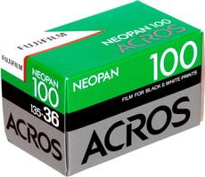 Neopan Acros 100 135-36