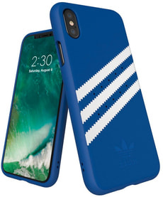 Basics Moulded Case blau/weiss