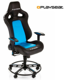 Gaming Chair L33T blu