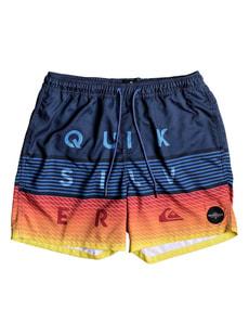 """Word Block 17"""" - Strand-Shorts für Männer"""