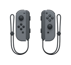 Switch Joy-Con 2er-Set grau