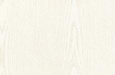 Feuilles autocollantes de décoration bois nacré, blanc