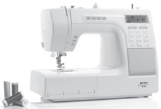 L-*NAEHCOMPUTER MC1600 COUTURE