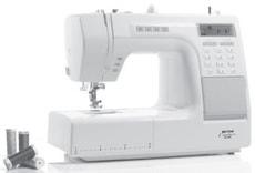 L-*COMPTER A COUDRE MC1600 COUTURE