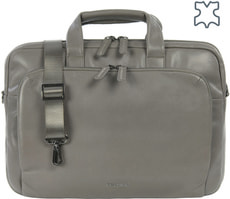 "One Premium Slim - Bag per MacBook Pro 15"" - Grigio"