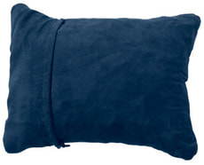 Coussin comprimable.