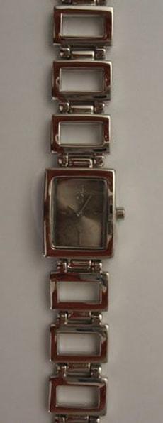 L- s.Oliver FIRST SUMMER gris montre