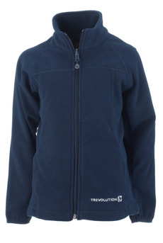 Kinder-Fleecejacke