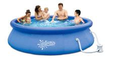 Fast Set Pool, 305 x 76 cm