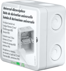 Nassabzweigdose A-Box