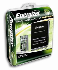 M-Energizer Rapide Charger inkl. 4 Akkus
