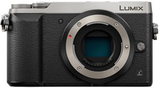 Panasonic Lumix GX80 Body Systemkamera s